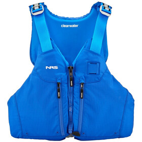 NRS Clearwater Mesh Back PFD, azul